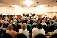 6-18-16 Founder's Chorus & Sound Decision - The Joy of Barbershop at Bartlesville Community Center